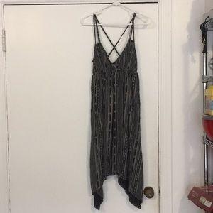 Black and white Vans Dress